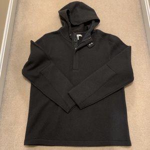 Men's Kenneth Cole 1/4 zip wool sweater